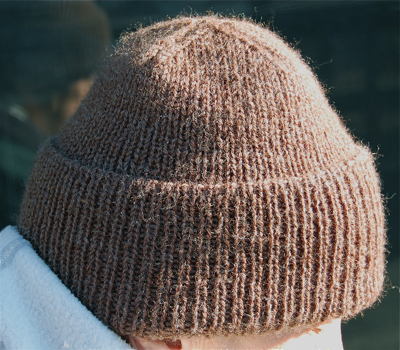 EdsBrown hat