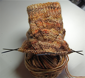 Koigu Monkey top