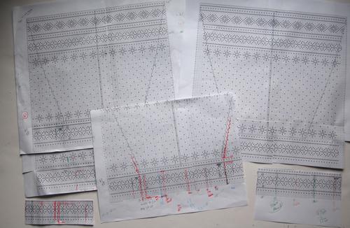 Sleeve charts