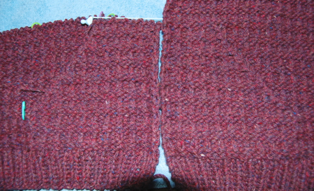 Knitted Pockets