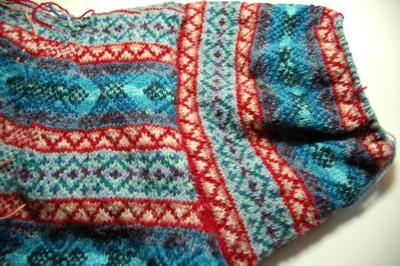 Mara partial sleeve