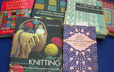 Knitting Cable Stitch Dictionary : Prime Time Knitter: Knitting by the Book: Stitch Dictionaries 1