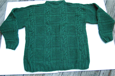 Willsgreensweater